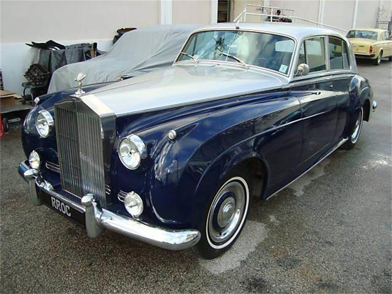 Large Picture of 1960 Rolls-Royce Silver Cloud II - $49,950.00 Offered by Prestigious Euro Cars - DZYJ