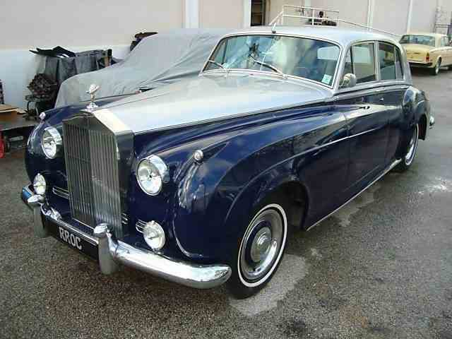 Picture of '60 Silver Cloud II - DZYJ