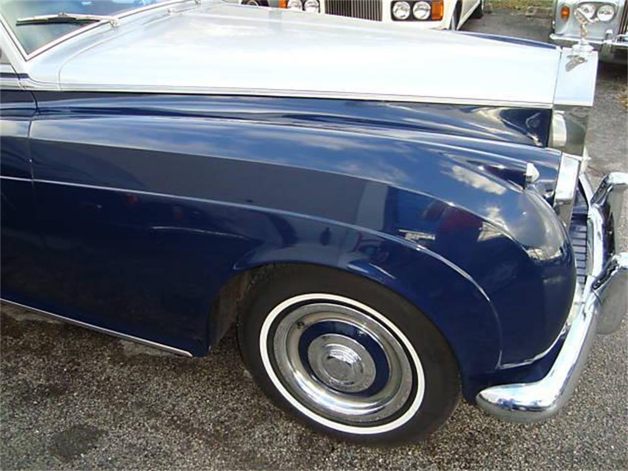 Large Picture of 1960 Rolls-Royce Silver Cloud II located in Fort Lauderdale Florida - $49,950.00 - DZYJ