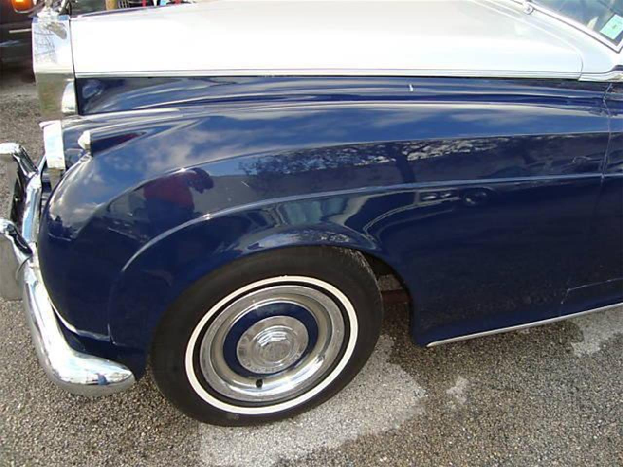 Large Picture of Classic 1960 Rolls-Royce Silver Cloud II located in Florida Offered by Prestigious Euro Cars - DZYJ