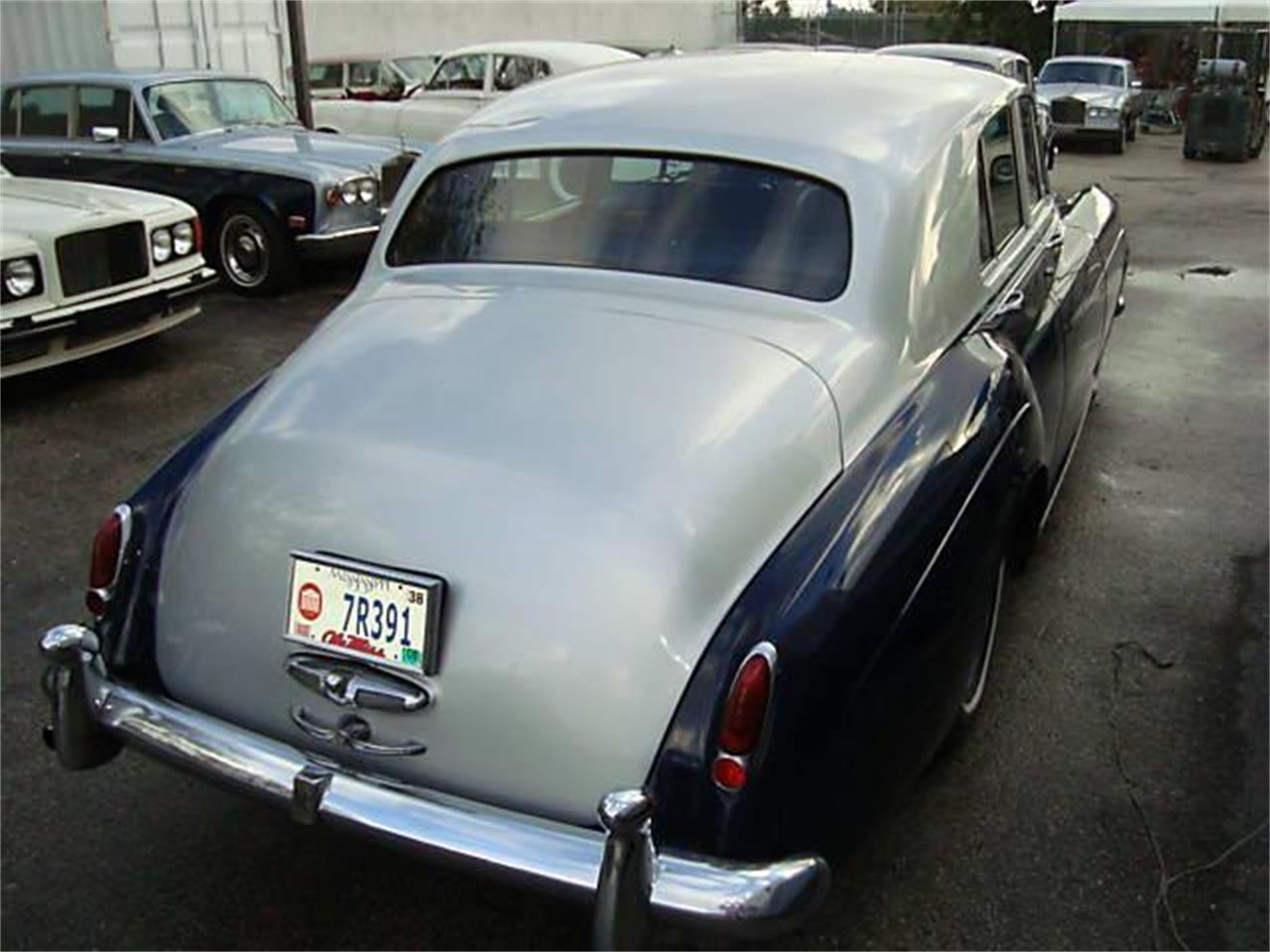 Large Picture of Classic 1960 Rolls-Royce Silver Cloud II located in Fort Lauderdale Florida Offered by Prestigious Euro Cars - DZYJ