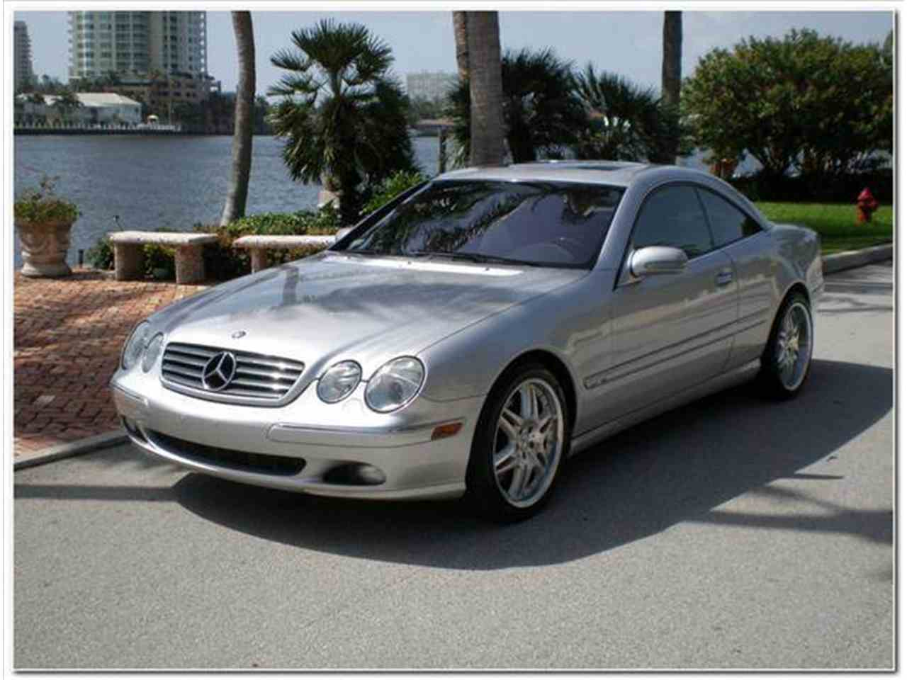 Large Picture of '02 CL-Class - DZYS