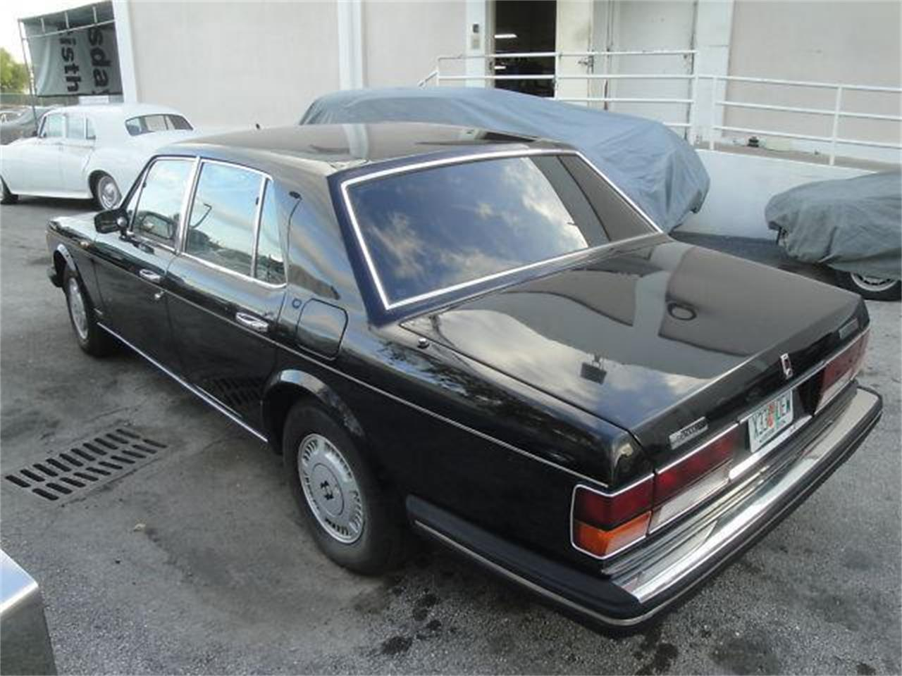 Large Picture of '88 Mulsanne S - DZYW