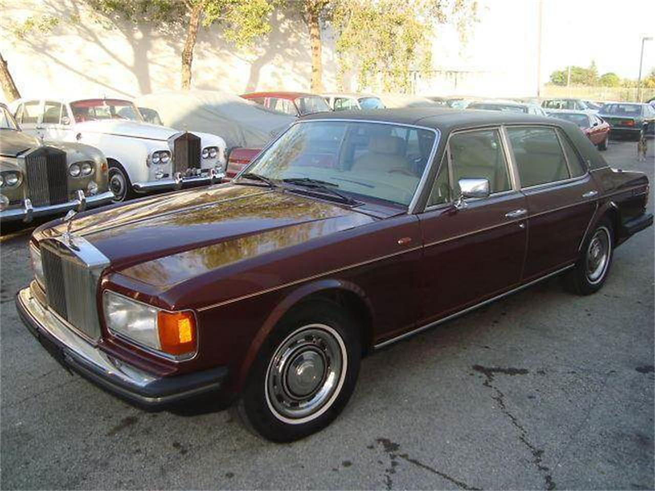Large Picture of 1986 Rolls-Royce Silver Spur located in Fort Lauderdale Florida - $17,950.00 - DZYX