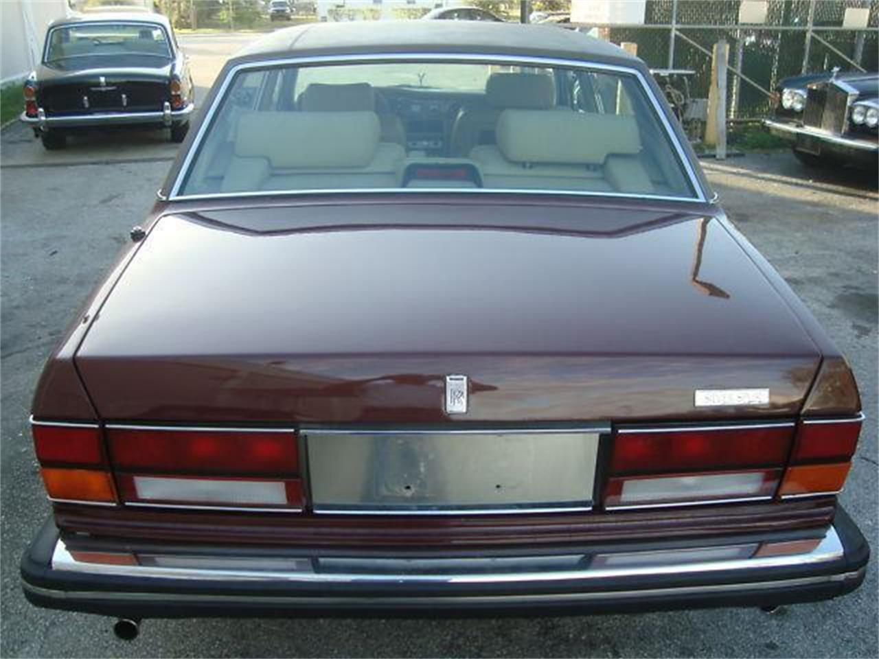 Large Picture of '86 Silver Spur located in Fort Lauderdale Florida - DZYX