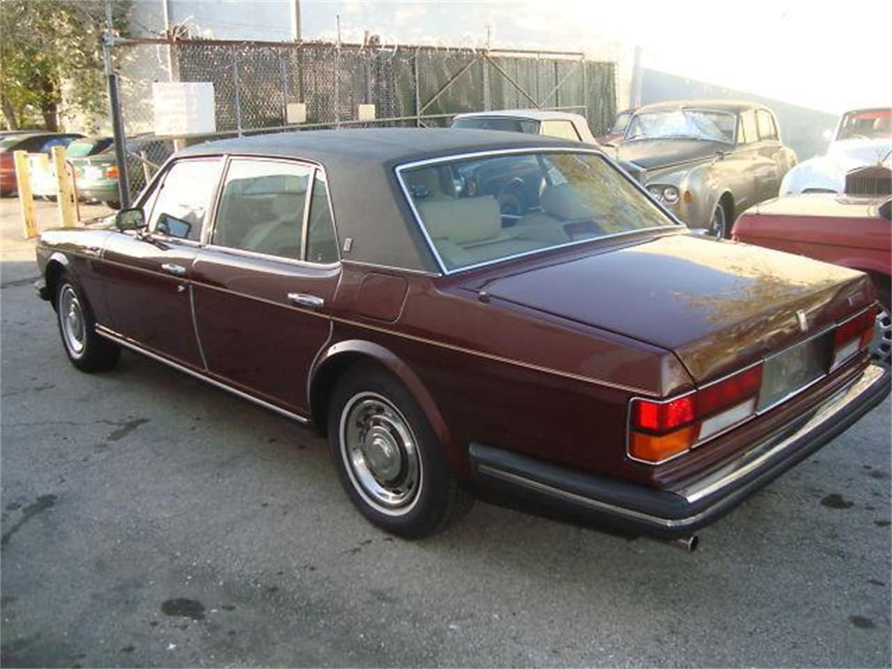 Large Picture of 1986 Silver Spur located in Florida - $17,950.00 - DZYX