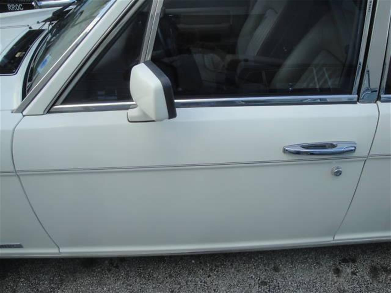Large Picture of '91 Mulsanne S - DZYY