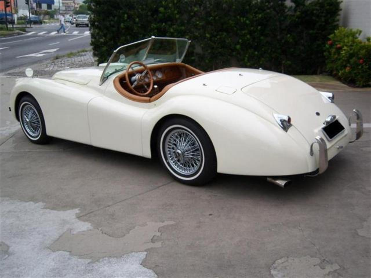 Large Picture of '54 XK - DZZ0