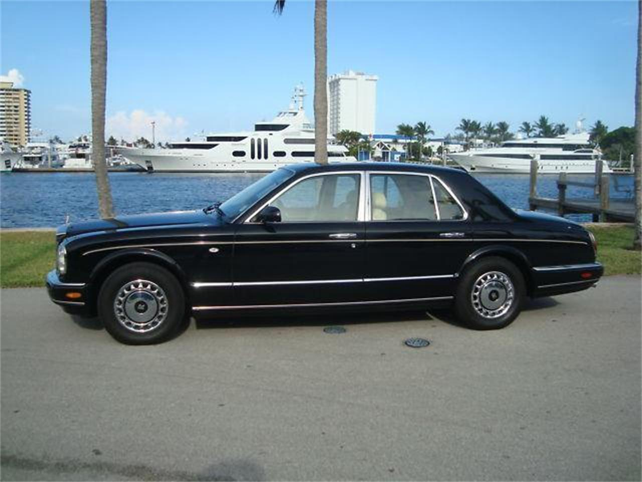 Large Picture of '00 Rolls-Royce Silver Seraph located in Fort Lauderdale Florida Offered by Prestigious Euro Cars - DZZ3