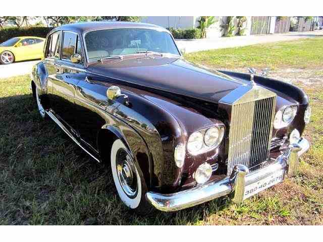 Picture of '65 Rolls-Royce Silver Cloud III Offered by Prestigious Euro Cars - DZZ6