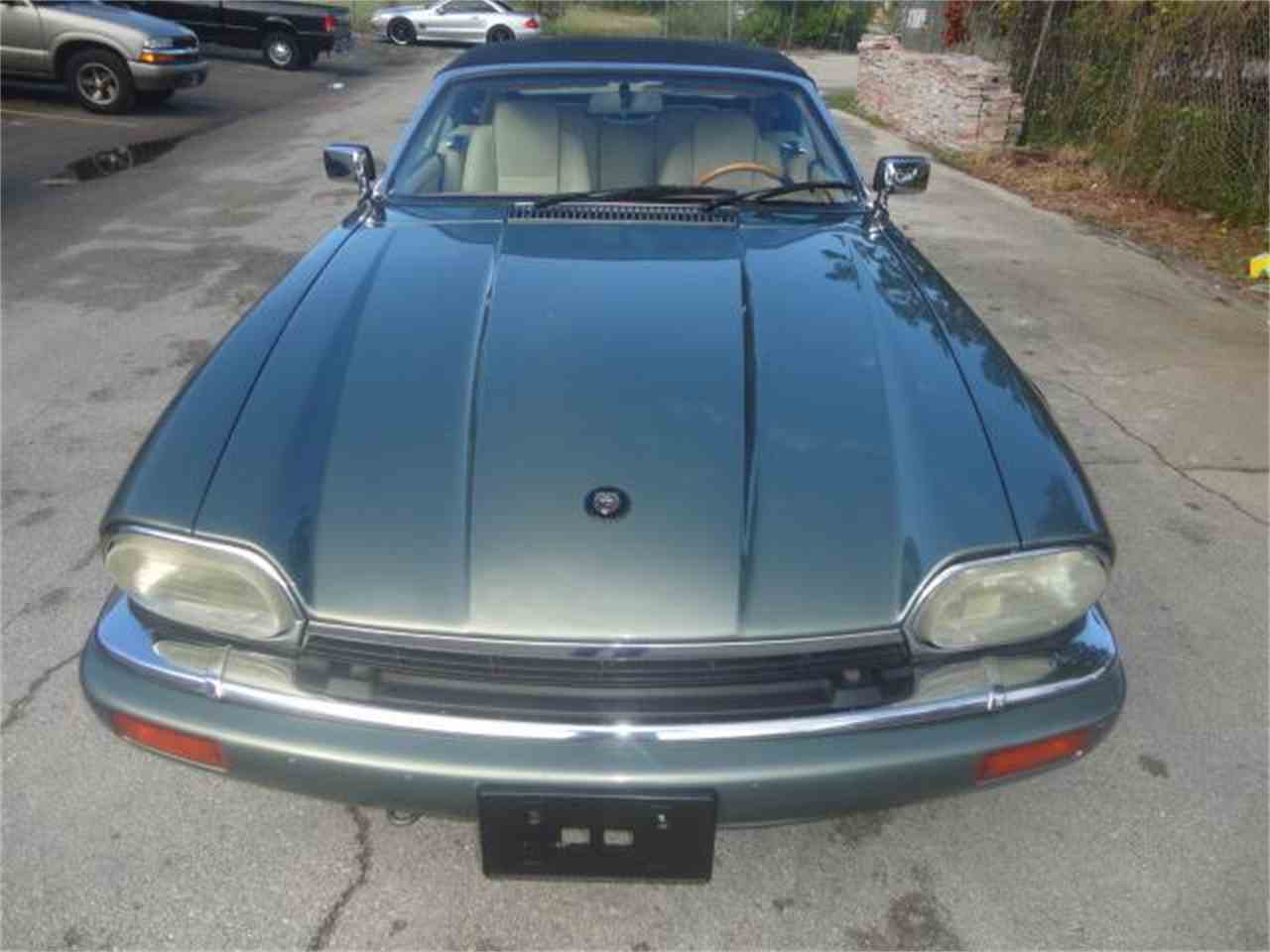 Large Picture of '96 XJS - DZZ7