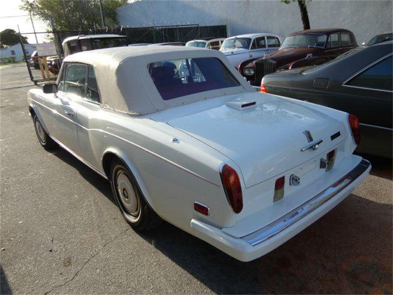 Large Picture of 1986 Rolls-Royce Corniche Offered by Prestigious Euro Cars - DZZB