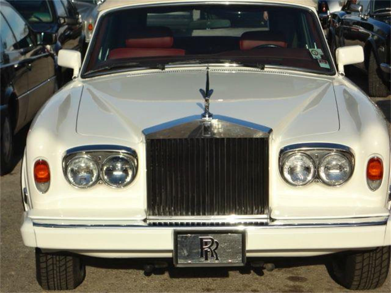 Large Picture of '86 Rolls-Royce Corniche located in Florida - $49,950.00 - DZZB
