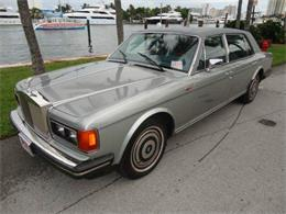 Picture of '88 Rolls-Royce Silver Spur located in Fort Lauderdale Florida - $19,950.00 Offered by Prestigious Euro Cars - DZZF
