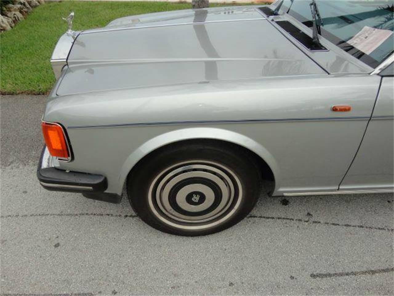 Large Picture of 1988 Rolls-Royce Silver Spur located in Florida - $19,950.00 - DZZF