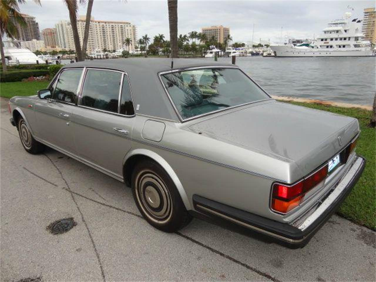 Large Picture of 1988 Rolls-Royce Silver Spur located in Florida - $19,950.00 Offered by Prestigious Euro Cars - DZZF