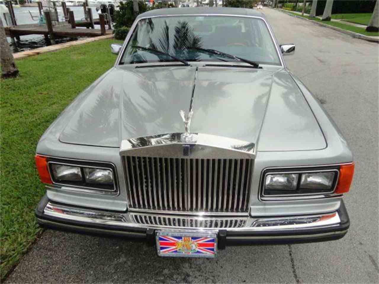 Large Picture of '88 Silver Spur - DZZF