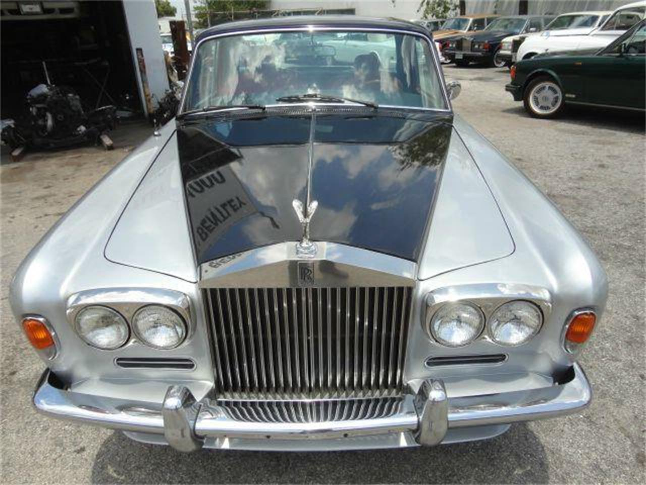 Large Picture of Classic '73 Rolls-Royce Corniche located in Florida - $49,995.00 Offered by Prestigious Euro Cars - DZZO
