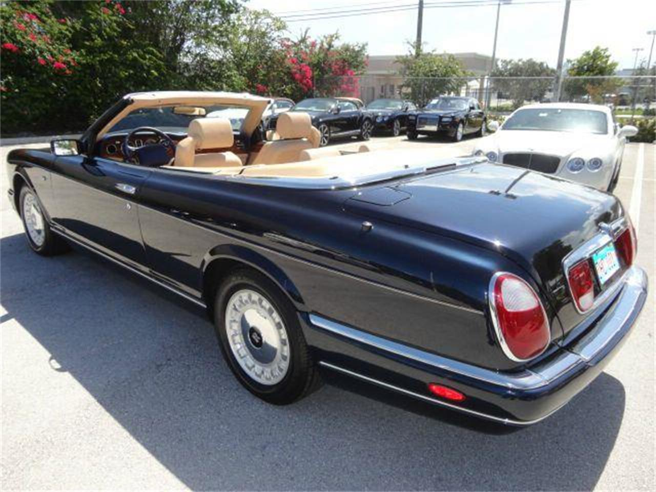 Large Picture of '00 Rolls-Royce Corniche located in Fort Lauderdale Florida Offered by Prestigious Euro Cars - DZZQ