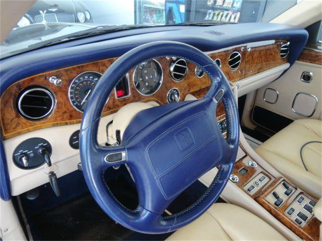 Large Picture of 2000 Rolls-Royce Corniche located in Fort Lauderdale Florida - $99,950.00 - DZZQ
