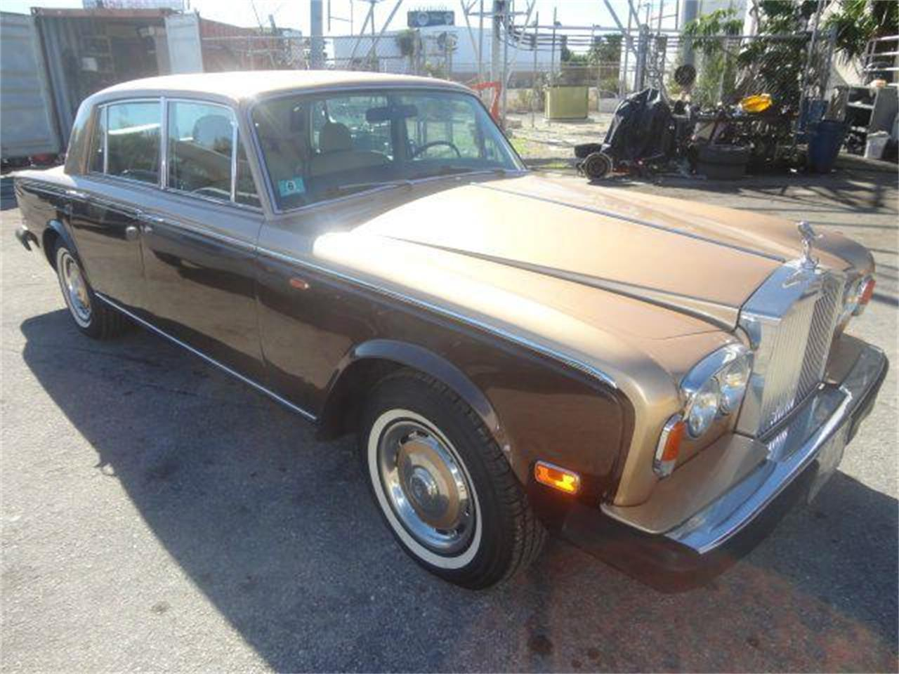Large Picture of '76 Rolls-Royce Silver Shadow located in Fort Lauderdale Florida - $14,995.00 Offered by Prestigious Euro Cars - DZZR