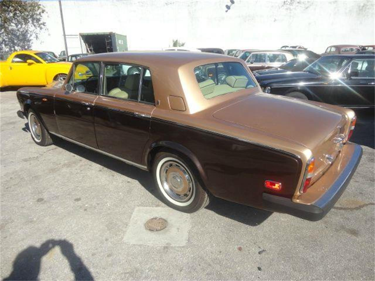 Large Picture of 1976 Silver Shadow located in Florida Offered by Prestigious Euro Cars - DZZR