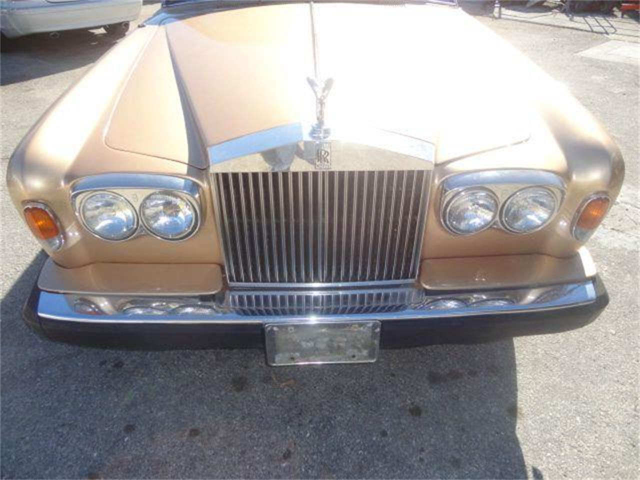 Large Picture of 1976 Rolls-Royce Silver Shadow located in Florida Offered by Prestigious Euro Cars - DZZR