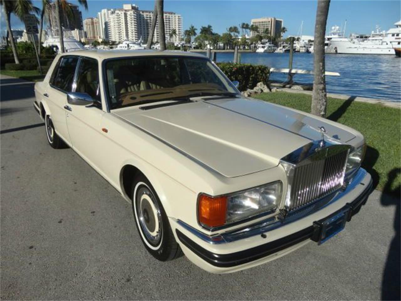 Large Picture of 1996 Rolls-Royce Silver Spur located in Fort Lauderdale Florida - $24,950.00 Offered by Prestigious Euro Cars - E000