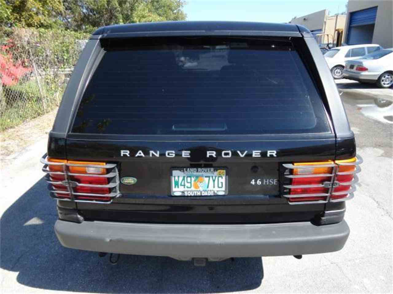 Large Picture of '99 Range Rover - E003