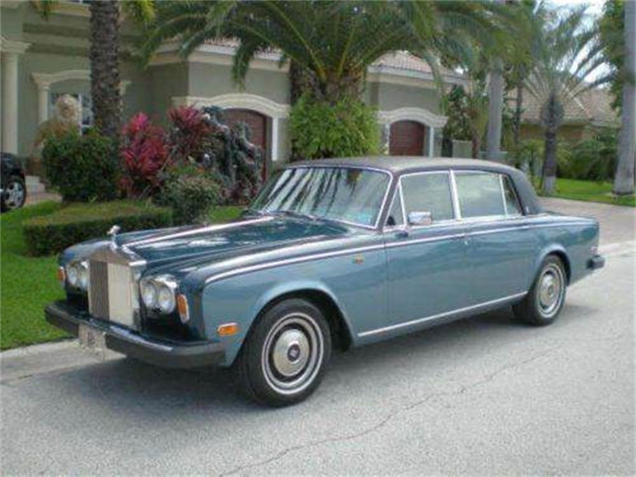 Large Picture of 1980 Rolls-Royce Silver Wraith located in Fort Lauderdale Florida - $24,950.00 - E005