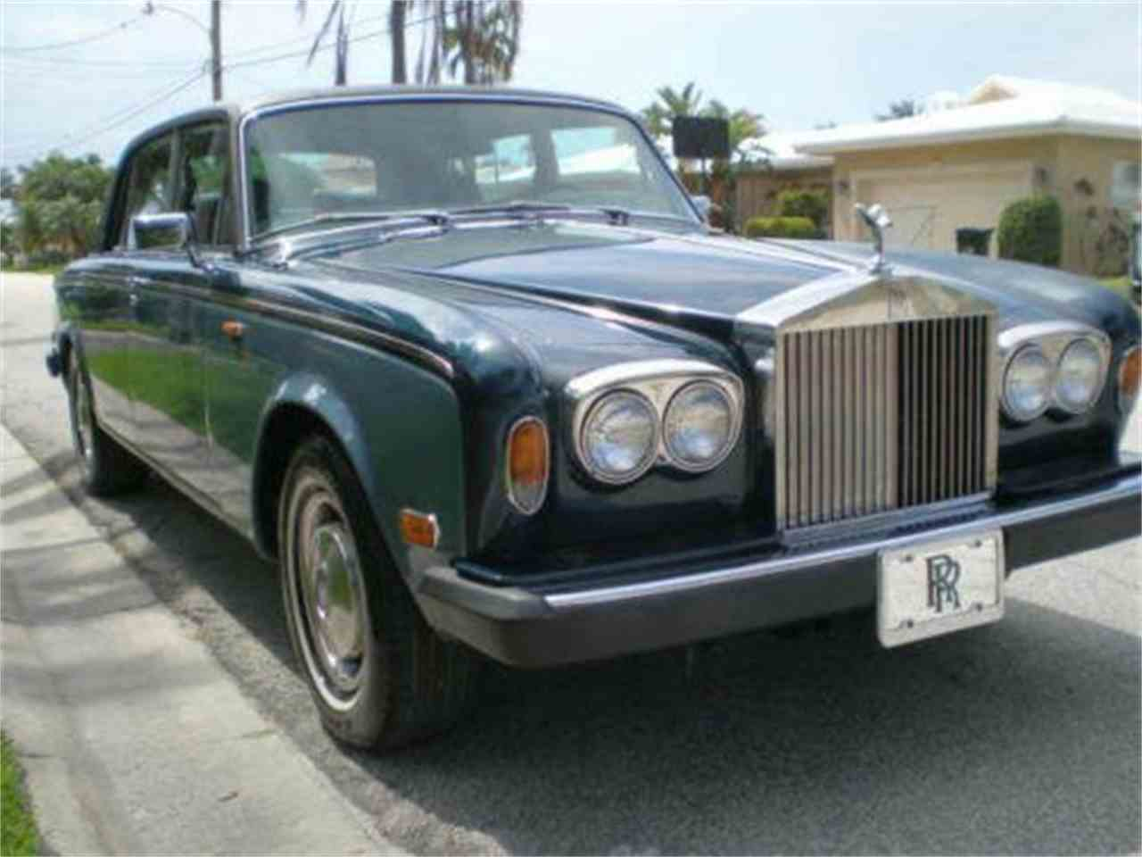 Large Picture of '80 Silver Wraith - E005