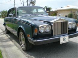 Picture of 1980 Silver Wraith located in Fort Lauderdale Florida - $24,950.00 Offered by Prestigious Euro Cars - E005