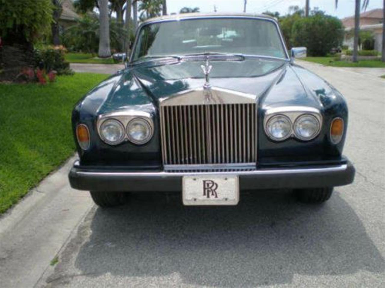 Large Picture of '80 Silver Wraith located in Fort Lauderdale Florida Offered by Prestigious Euro Cars - E005
