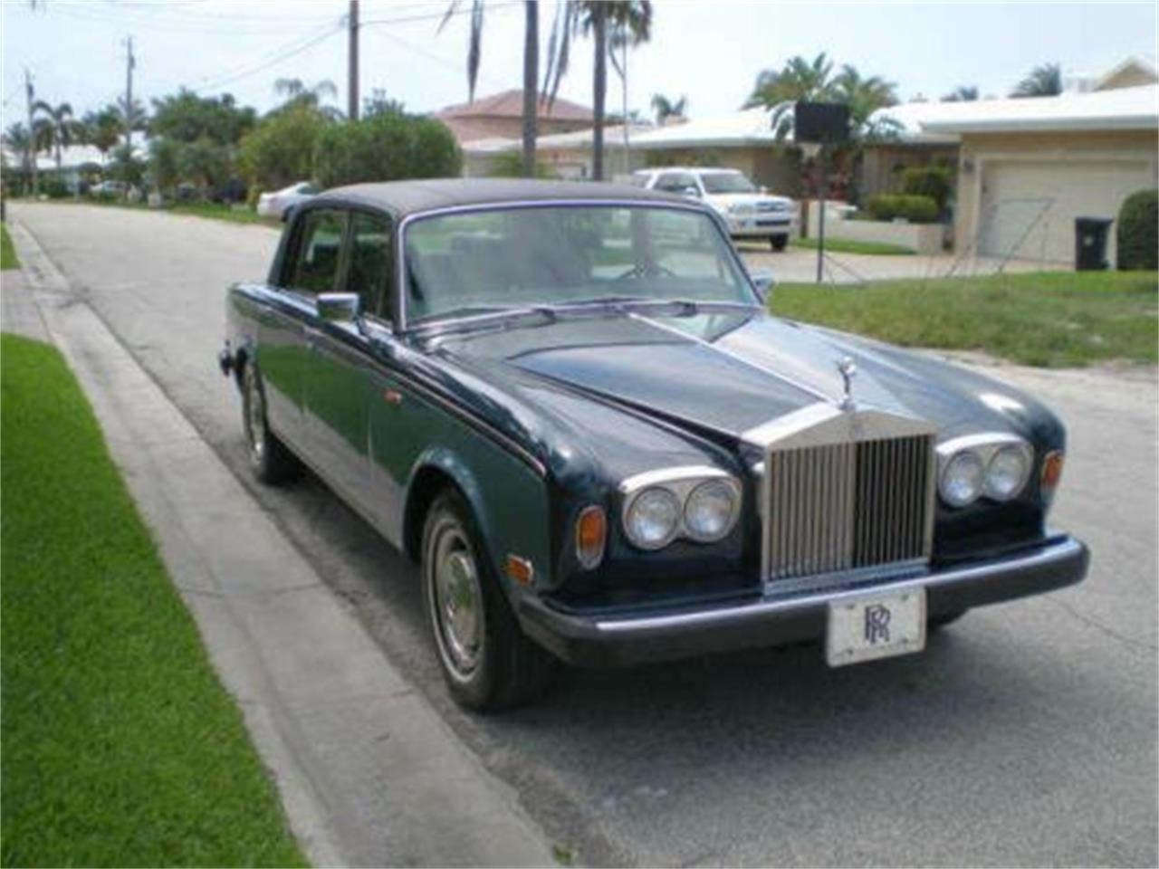 Large Picture of '80 Rolls-Royce Silver Wraith - $24,950.00 - E005