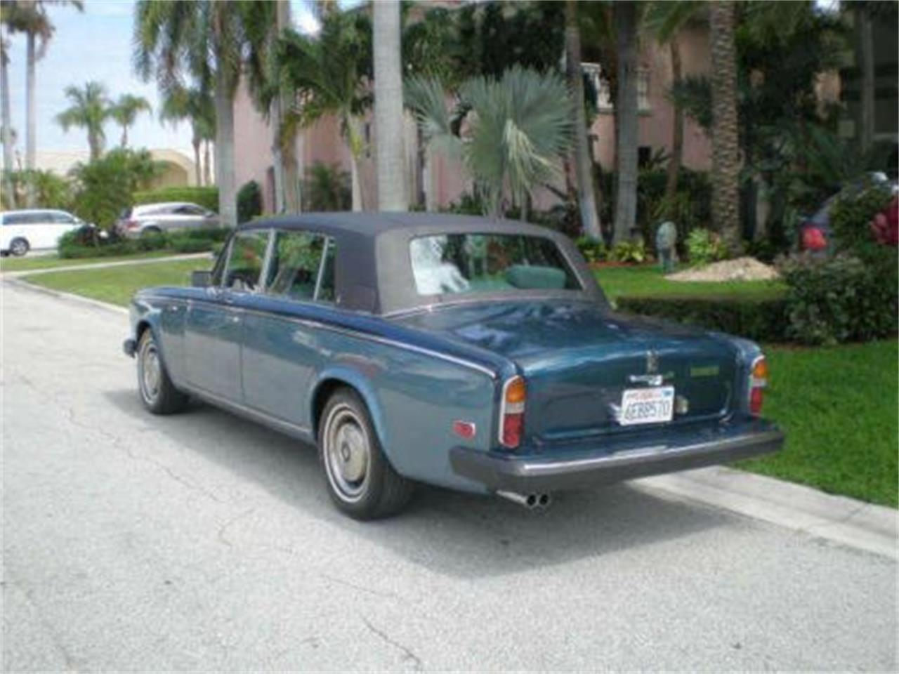 Large Picture of 1980 Rolls-Royce Silver Wraith - $24,950.00 - E005