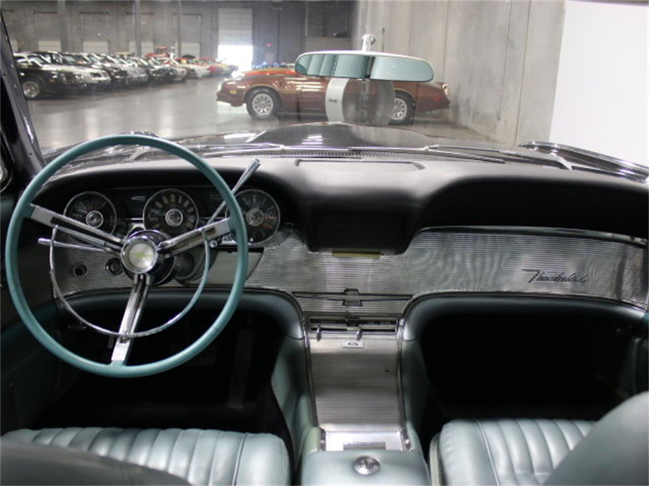 Large Picture of '62 Thunderbird Offered by Streetside Classics - Atlanta - E04Z