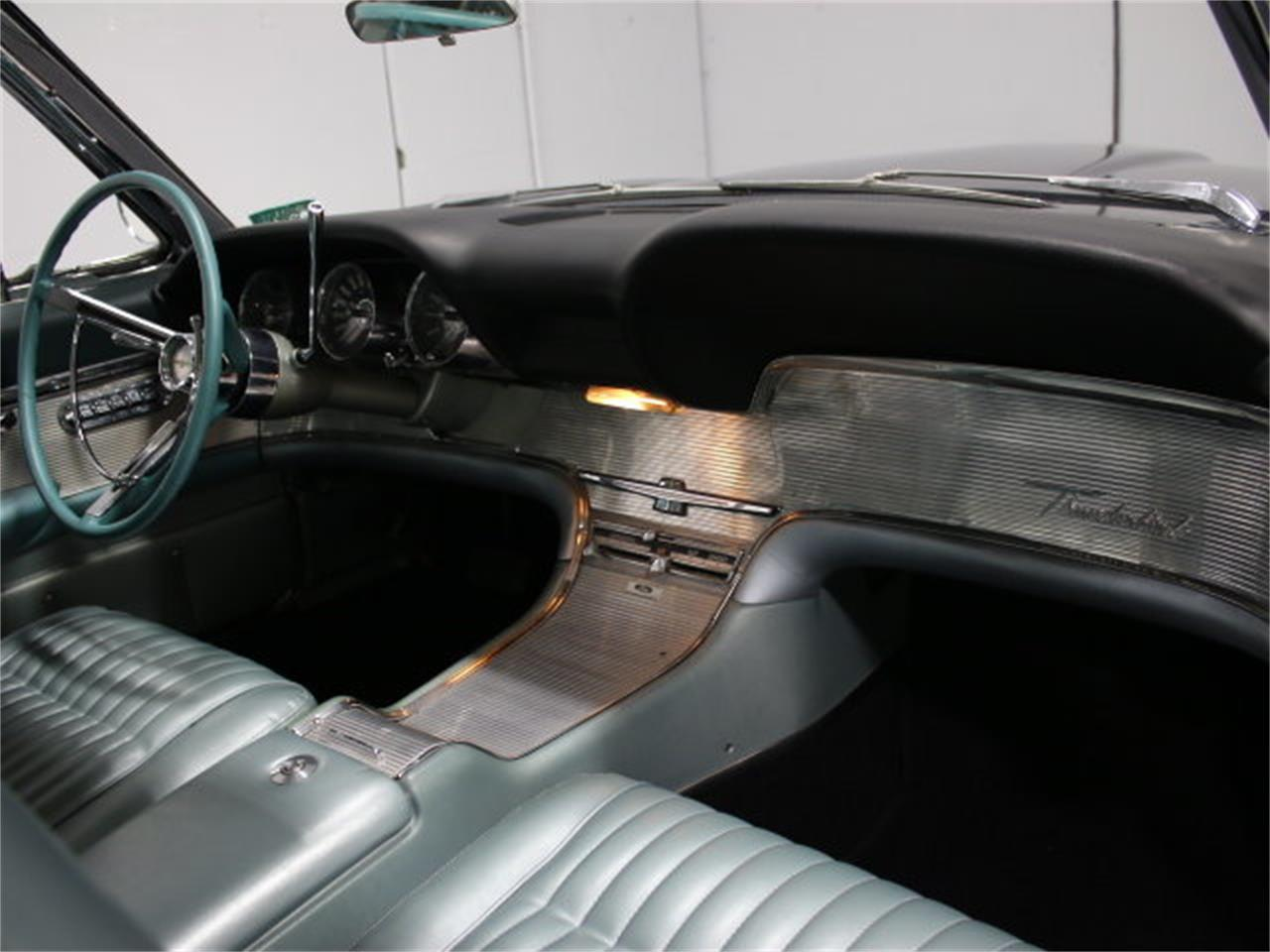 Large Picture of Classic 1962 Thunderbird - E04Z