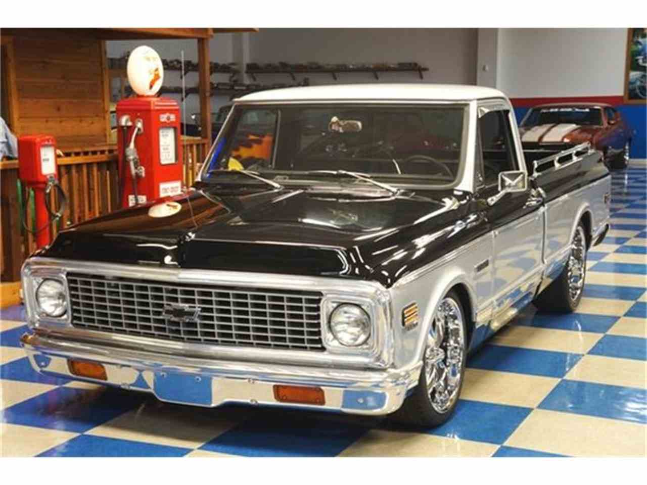 Large Picture of '71 Fleetside - E0Y6