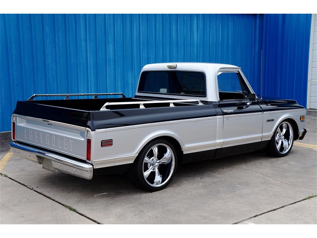 Large Picture of '71 Chevrolet Fleetside located in New Braunfels Texas - E0Y6