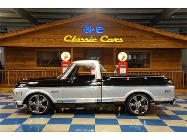 Picture of Classic '71 Chevrolet Fleetside - $42,900.00 - E0Y6