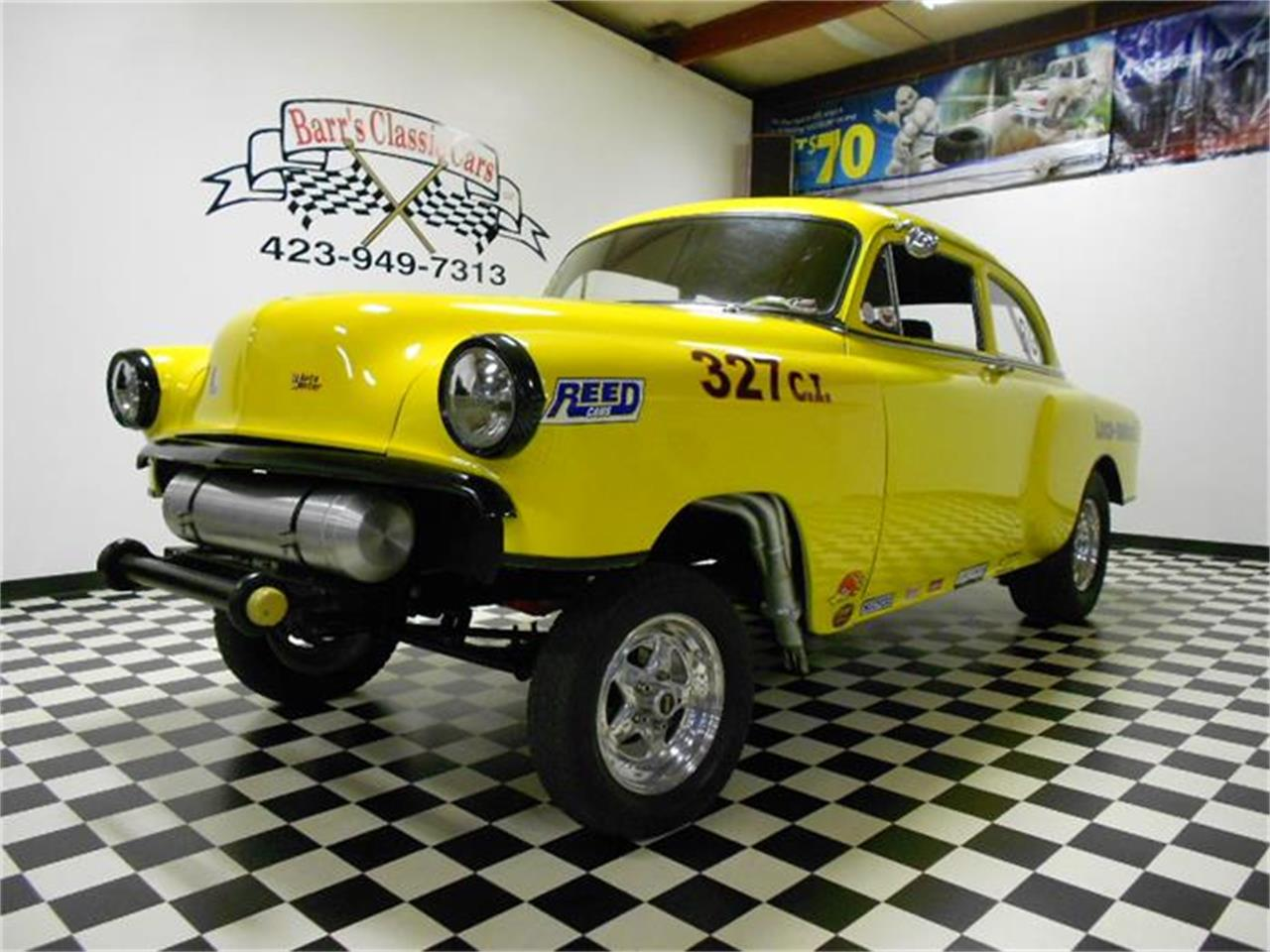 For Sale: 1954 Chevrolet Bel Air in Dunlap, Tennessee