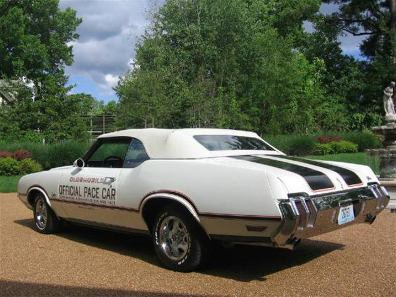 Large Picture of Classic '70 Cutlass Supreme located in St. Louis Missouri - $46,500.00 Offered by a Private Seller - E0YT