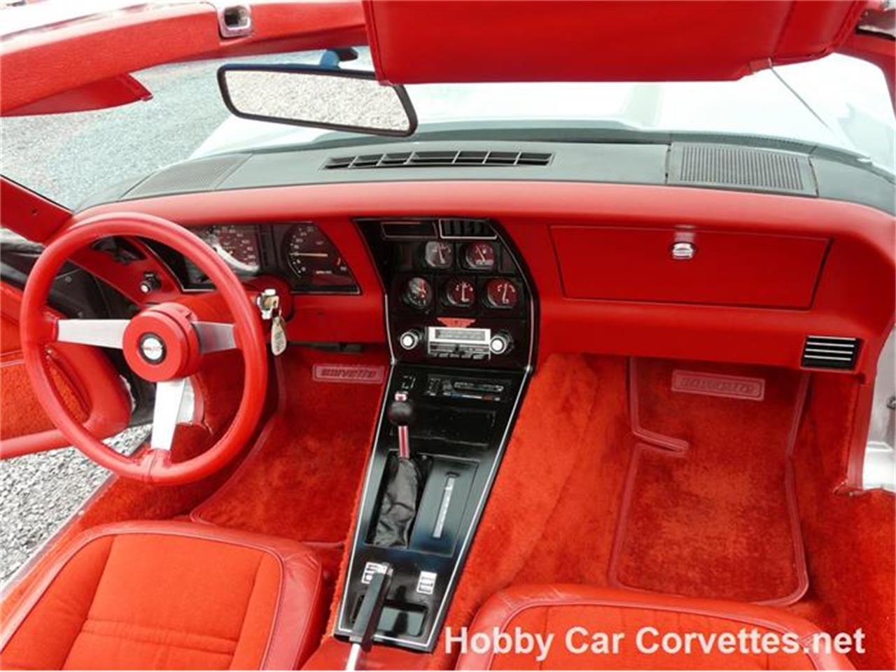 Large Picture of '78 Corvette - E106