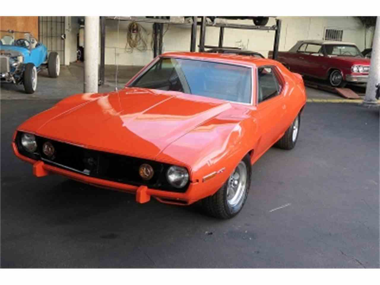 Large Picture of '73 AMX - E12X