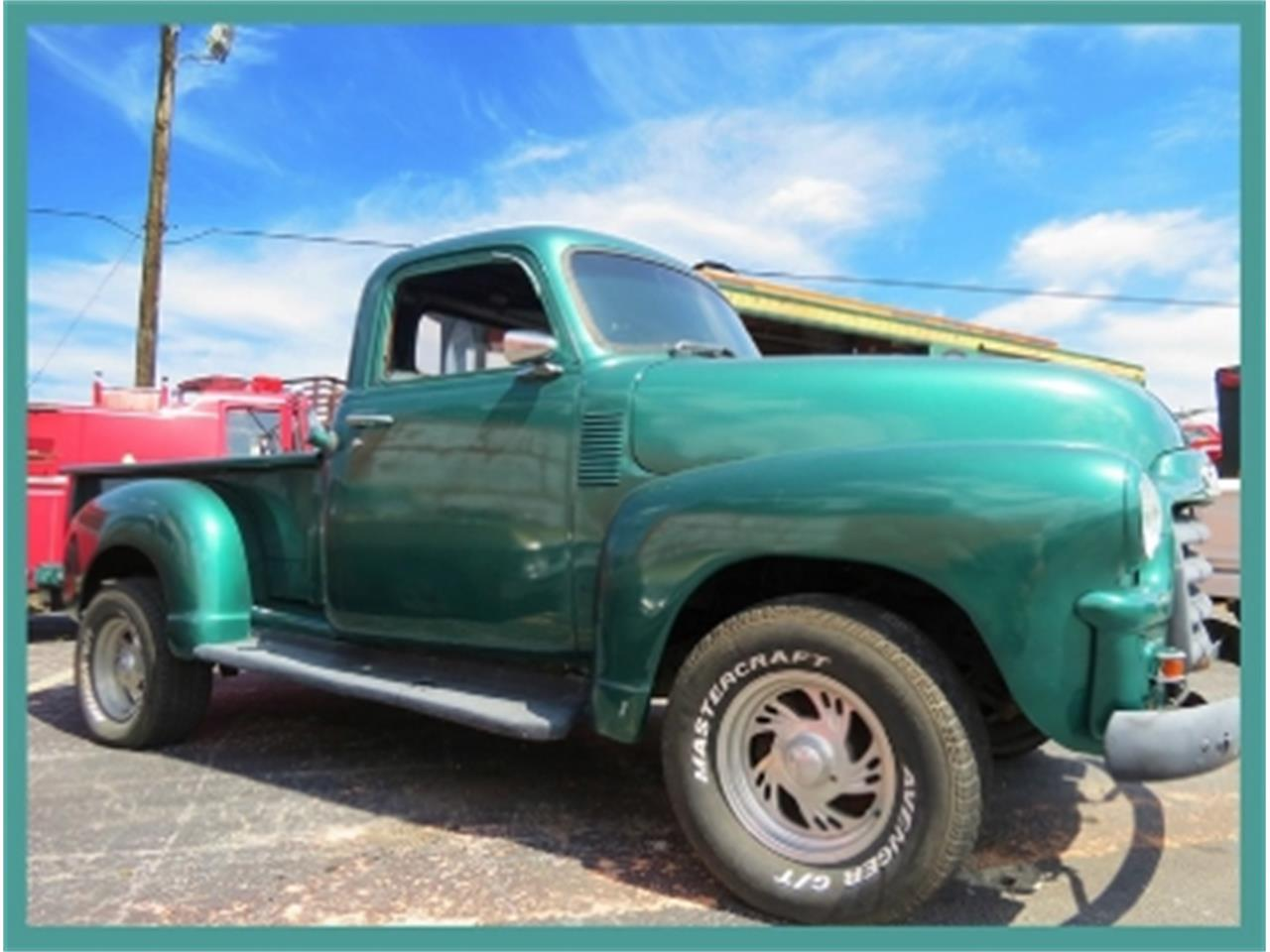 Large Picture of Classic 1953 GMC Pickup - $12,500.00 - E137