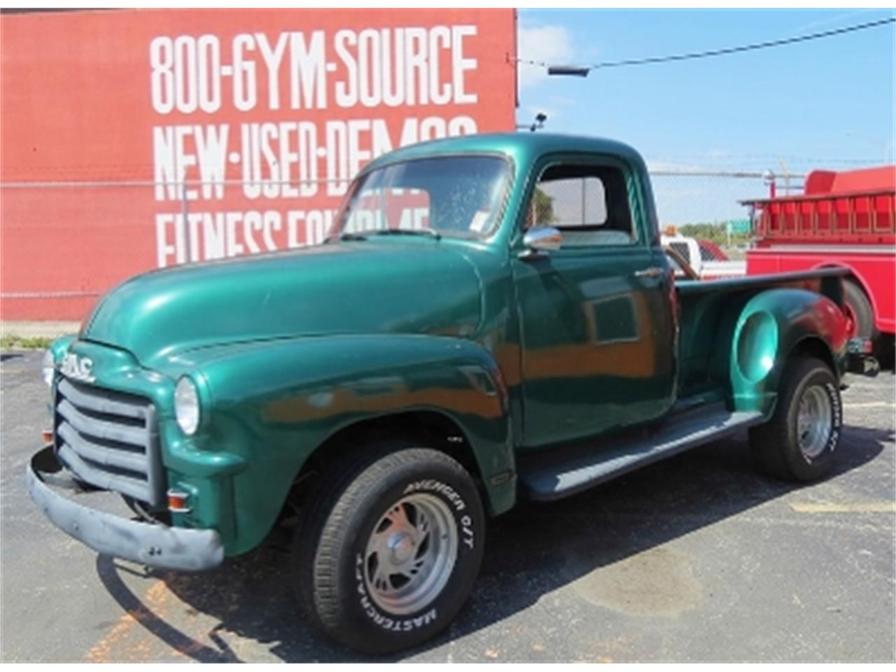 Large Picture of '53 GMC Pickup located in Miami Florida - E137