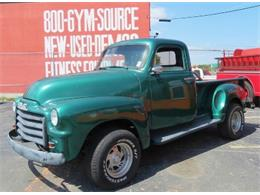 Picture of Classic '53 GMC Pickup - $12,500.00 Offered by Sobe Classics - E137
