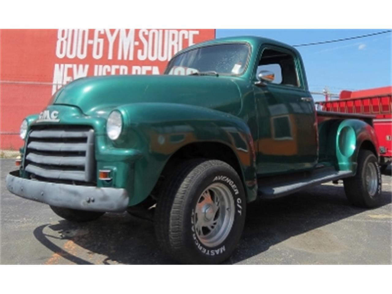 Large Picture of '53 GMC Pickup - $12,500.00 - E137