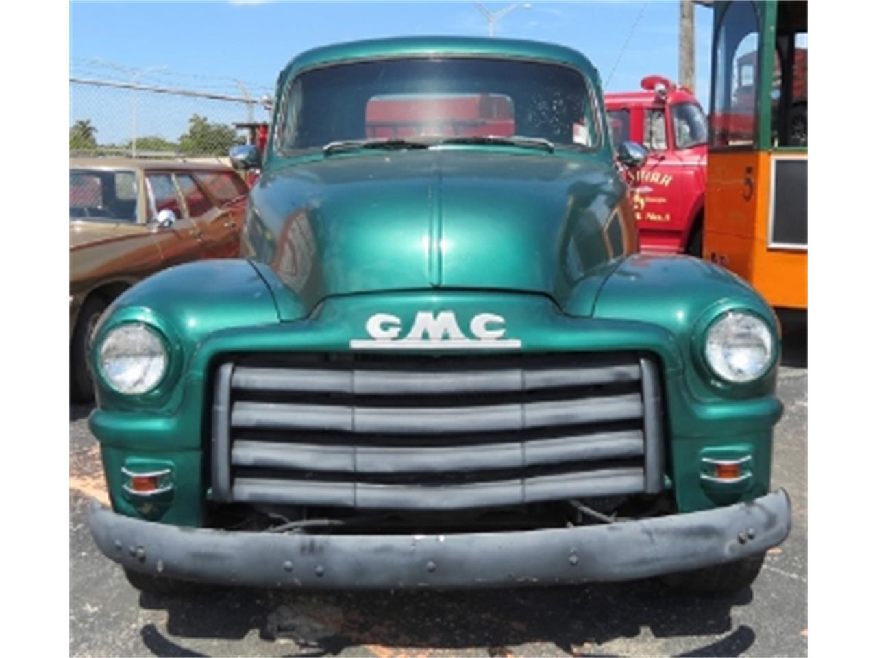 Large Picture of Classic '53 GMC Pickup Offered by Sobe Classics - E137