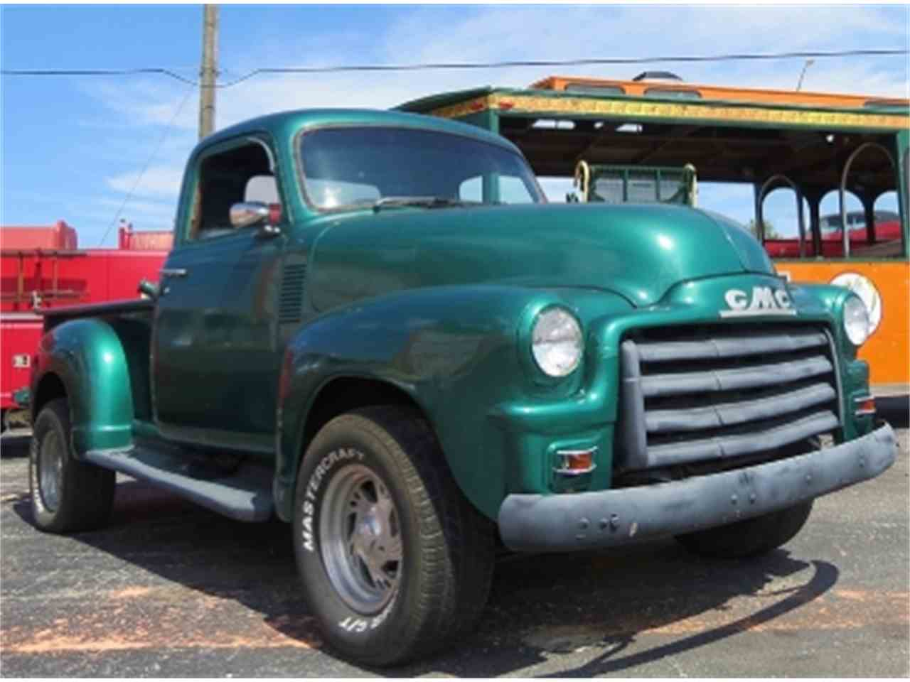 Large Picture of '53 Pickup - E137